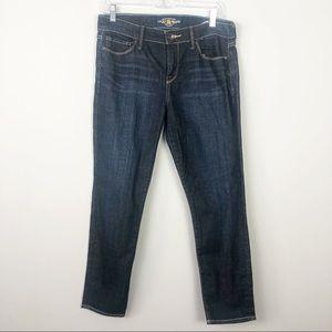 Lucky Brand | Sofia Capri Dark Wash Jeans